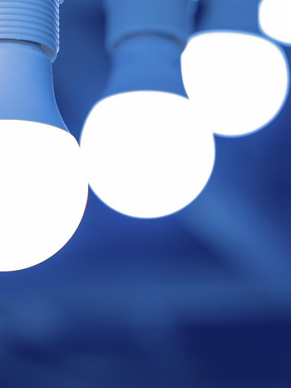 La luce blu degli schermi